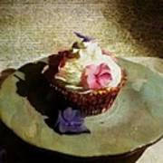 Creamy Cake Art Print