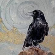 Creation - A Raven Art Print