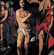 Crespi Daniele, The Baptism Of Christ Art Print