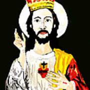 Cristo Rei Art Print