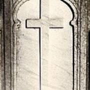Cross Monument Art Print