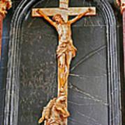 Cross Of Trier Art Print