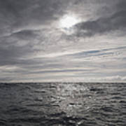 Crossing The Celtic Sea Art Print
