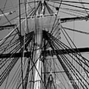 Crows Nest Art Print