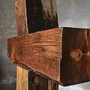 Crucifijo Art Print