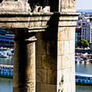 Cruise On The Danube Art Print