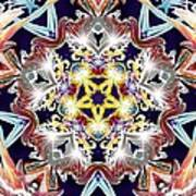 Crystal Fifth Art Print