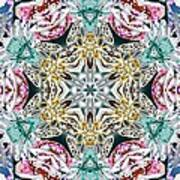 Crystal Mystery Art Print