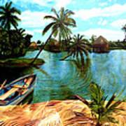 Cuba Art Print
