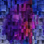 Cubed 2 Art Print by Jack Zulli