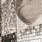 Cubes And Balls Art Print