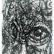 Cubisto 2 Art Print