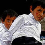 Cuenca Kids 548 Art Print
