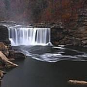 Cumberland Falls Art Print