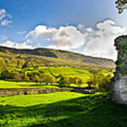 Cumbrian View Art Print