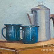 Cup A La Joes Art Print