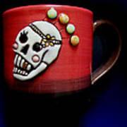 Cup In Bowl Art Print