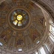 Cupola Berliner Dom Art Print