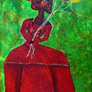 Cuquita Art Print