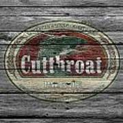 Cutthroat Pale Ale Art Print