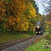 Cuyahoga Valley Scenic Railroad 1 Art Print