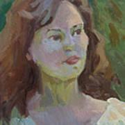 Cynthia Art Print