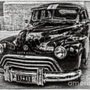 Dad's Olds Art Print