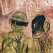Daft Punk  Print by Jackson
