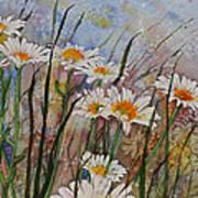 Daisy Dreams Art Print