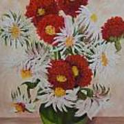 Daisy Mae Art Print