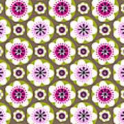 Daisy's Flower Garden Art Print by Lisa Noneman