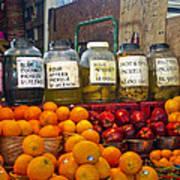 Dallas Farmers Market - Pickels? Art Print