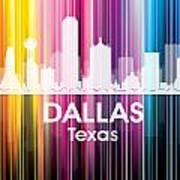 Dallas Tx 2 Art Print