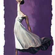 Dance For Him Art Print