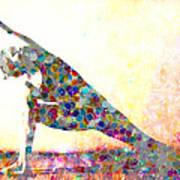 Dance Inspires Art Print