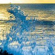Dance Of The Crashing Wave Art Print