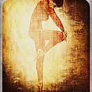 Dance Of The Fool Art Print