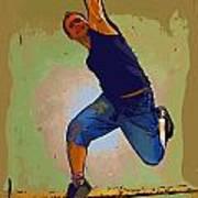 Dancer 50 Art Print