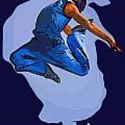 Dancer 56 Art Print
