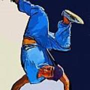 Dancer 57 Art Print