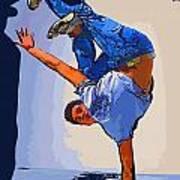 Dancer 60 Art Print