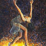 Dancer Viii Art Print