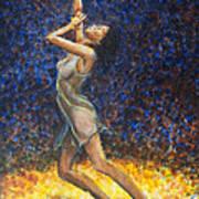 Dancer X Art Print