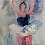 Dancers 132 Art Print