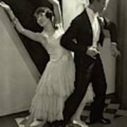 Dancers Fred And Adele Astaire Art Print