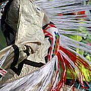Dancing For The Ancestors Art Print