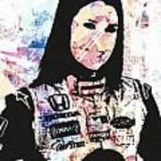 Danica 10 Art Print