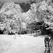 Daniel Boone Homestead Art Print
