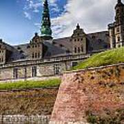 Danish Castle Kronborg Art Print