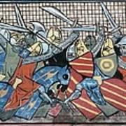 Danish Defeat. Illustration Art Print